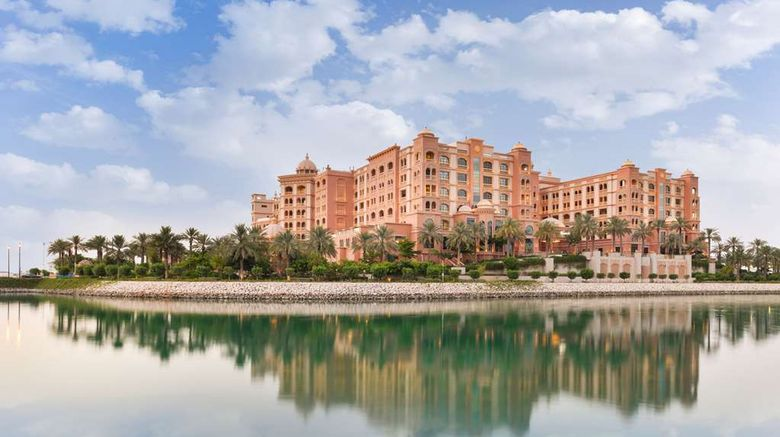 """Marsa Malaz Kempinski, The Pearl - Doha Exterior. Images powered by <a href=""""http://web.iceportal.com"""" target=""""_blank"""" rel=""""noopener"""">Ice Portal</a>."""