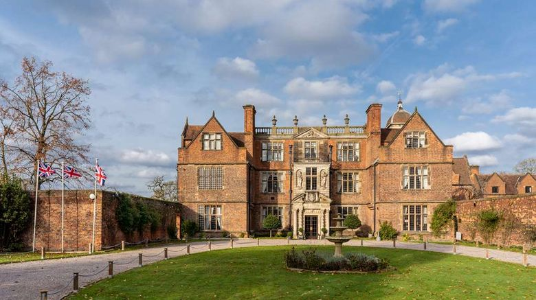 """Castle Bromwich Hall, Sure Hotel by BW Exterior. Images powered by <a href=""""http://web.iceportal.com"""" target=""""_blank"""" rel=""""noopener"""">Ice Portal</a>."""