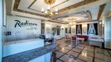 Radisson Hotel Istanbul Sultanahmet Lobby