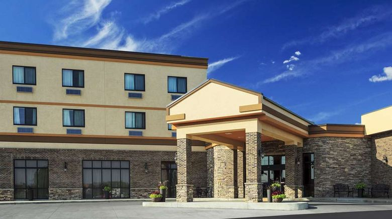 """Roosevelt Grand Dakota BW Signature Coll Exterior. Images powered by <a href=""""http://web.iceportal.com"""" target=""""_blank"""" rel=""""noopener"""">Ice Portal</a>."""