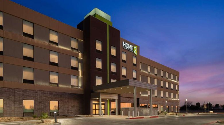 """Home2 Suites by Hilton Carlsbad Exterior. Images powered by <a href=""""http://web.iceportal.com"""" target=""""_blank"""" rel=""""noopener"""">Ice Portal</a>."""