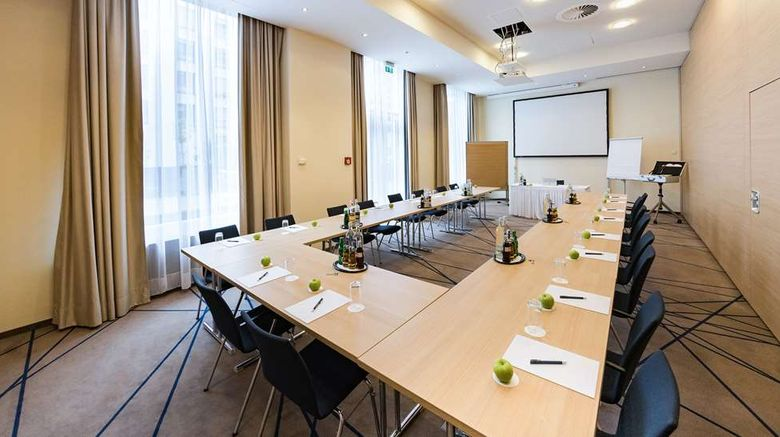 """<b>Best Western Plus Welcome Hotel FRA Meeting</b>. Images powered by <a href=""""https://iceportal.shijigroup.com/"""" title=""""IcePortal"""" target=""""_blank"""">IcePortal</a>."""