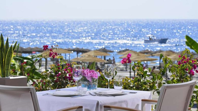 """UNAHotels Naxos Beach Sicilia Exterior. Images powered by <a href=""""http://web.iceportal.com"""" target=""""_blank"""" rel=""""noopener"""">Ice Portal</a>."""