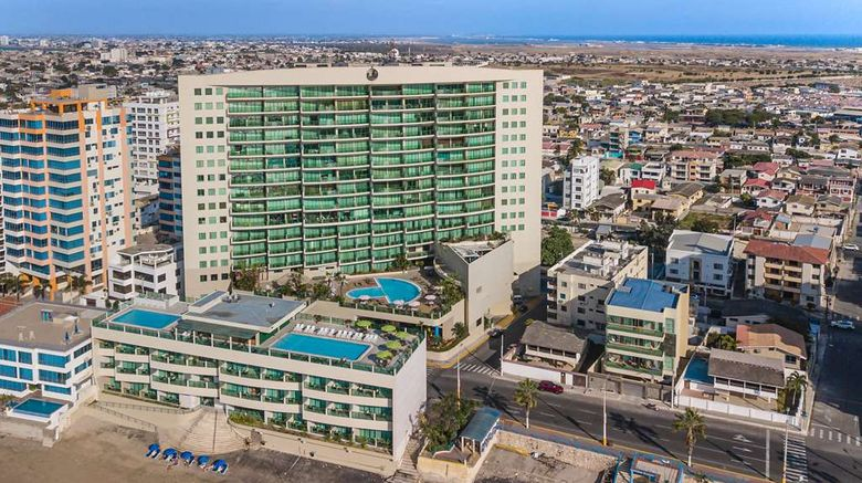 """Hotel Barcelo Salinas Exterior. Images powered by <a href=""""http://web.iceportal.com"""" target=""""_blank"""" rel=""""noopener"""">Ice Portal</a>."""