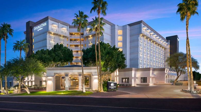 """DoubleTree by Hilton Phoenix Mesa Exterior. Images powered by <a href=""""http://web.iceportal.com"""" target=""""_blank"""" rel=""""noopener"""">Ice Portal</a>."""