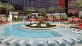 Las Vegas Hilton at Resorts World Pool