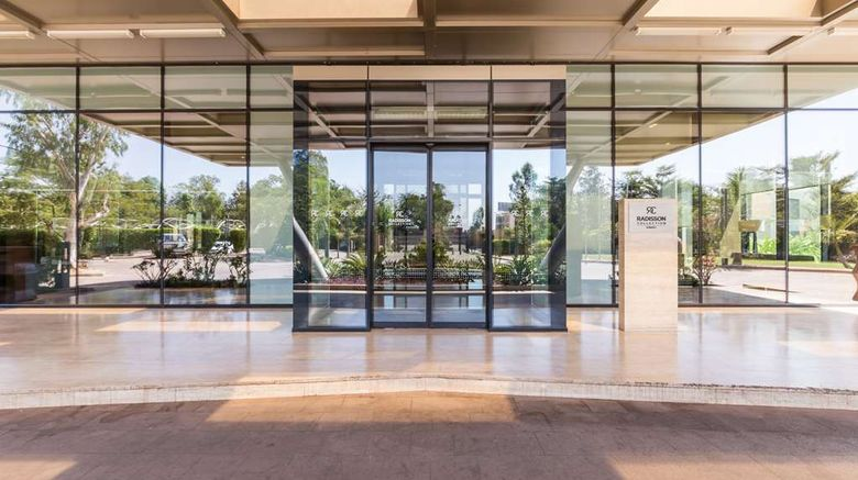 """Radisson Collection Hotel Bamako Exterior. Images powered by <a href=""""http://web.iceportal.com"""" target=""""_blank"""" rel=""""noopener"""">Ice Portal</a>."""