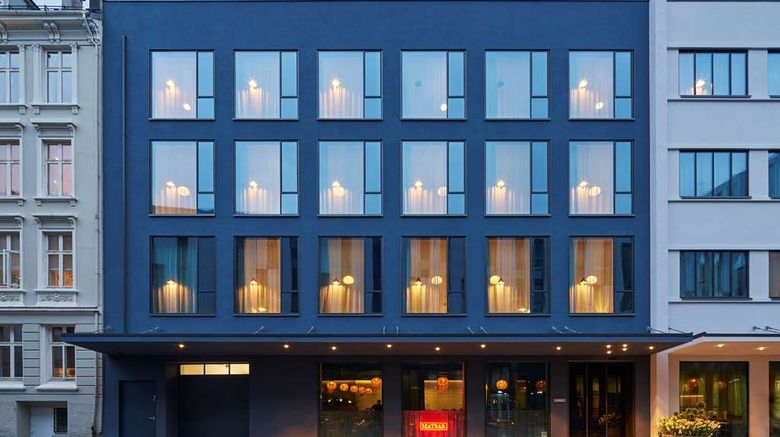 """Zander K Hotel Exterior. Images powered by <a href=""""http://web.iceportal.com"""" target=""""_blank"""" rel=""""noopener"""">Ice Portal</a>."""