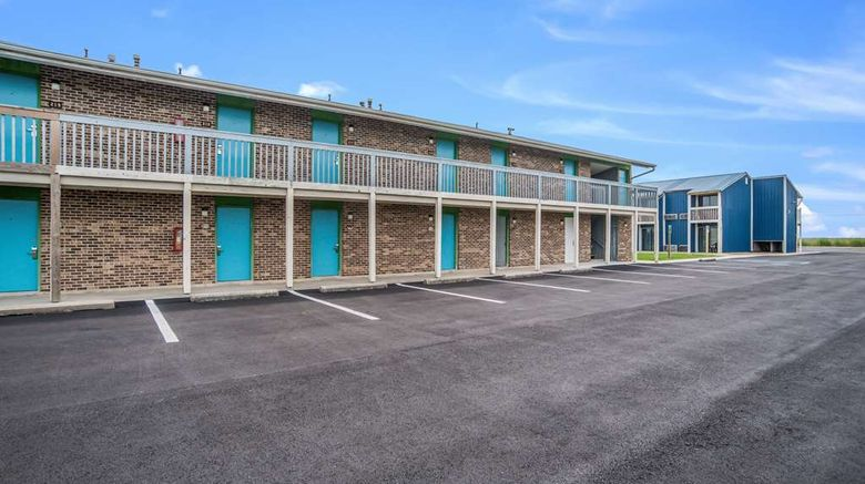 """Rodeway Inn Crisfield Exterior. Images powered by <a href=""""http://web.iceportal.com"""" target=""""_blank"""" rel=""""noopener"""">Ice Portal</a>."""