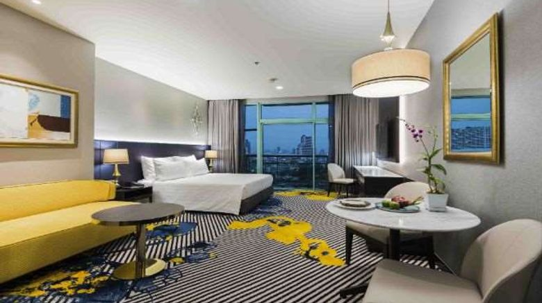 """<b>Chatrium Hotel Riverside Bangkok Room</b>. Images powered by <a href=""""https://iceportal.shijigroup.com/"""" title=""""IcePortal"""" target=""""_blank"""">IcePortal</a>."""