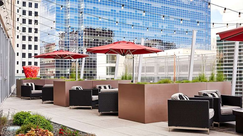 """The Art Hotel Denver, Curio Collection Exterior. Images powered by <a href=""""http://web.iceportal.com"""" target=""""_blank"""" rel=""""noopener"""">Ice Portal</a>."""
