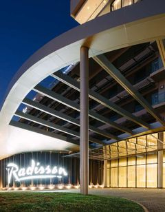 Radisson Hotel & Convention Ctr OR Tambo