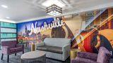 Comfort Inn Nashville-Opryland Area Lobby
