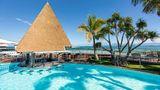DoubleTree by Hilton Ilot Maitre Resort Pool