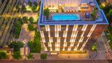 HALL Arts Hotel, Curio Collection Hilton Exterior