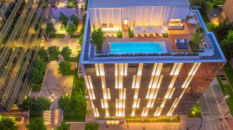 """HALL Arts Hotel, Curio Collection Hilton Exterior. Images powered by <a href=""""http://web.iceportal.com"""" target=""""_blank"""" rel=""""noopener"""">Ice Portal</a>."""