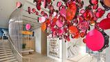 HALL Arts Hotel, Curio Collection Hilton Lobby