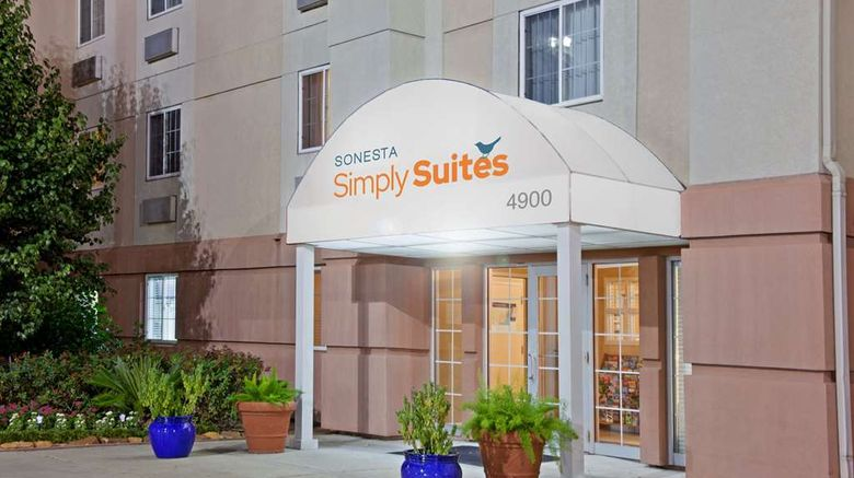 """Sonesta Simply Suites Houston Galleria Exterior. Images powered by <a href=""""http://web.iceportal.com"""" target=""""_blank"""" rel=""""noopener"""">Ice Portal</a>."""