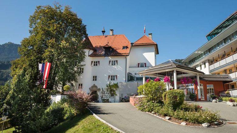 "Lebenberg Schloss Lebenberg Exterior. Images powered by <a href=""http://web.iceportal.com"" target=""_blank"" rel=""noopener"">Ice Portal</a>."