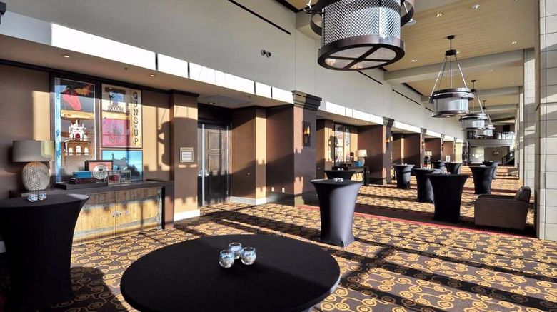 """Overton Hotel  and  Conference Center Lobby. Images powered by <a href=""""http://web.iceportal.com"""" target=""""_blank"""" rel=""""noopener"""">Ice Portal</a>."""