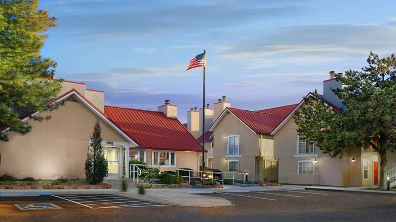 """Sonesta ES Suites Albuquerque Exterior. Images powered by <a href=""""http://web.iceportal.com"""" target=""""_blank"""" rel=""""noopener"""">Ice Portal</a>."""