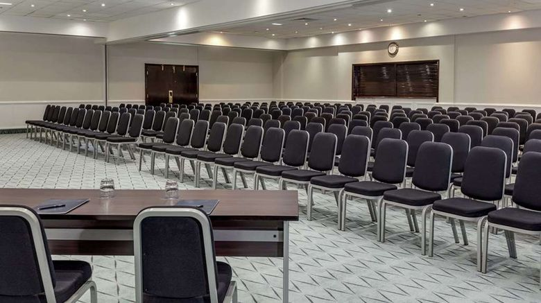 """<b>DoubleTree by Hilton Manchester Airport Meeting</b>. Images powered by <a href=""""https://iceportal.shijigroup.com/"""" title=""""IcePortal"""" target=""""_blank"""">IcePortal</a>."""