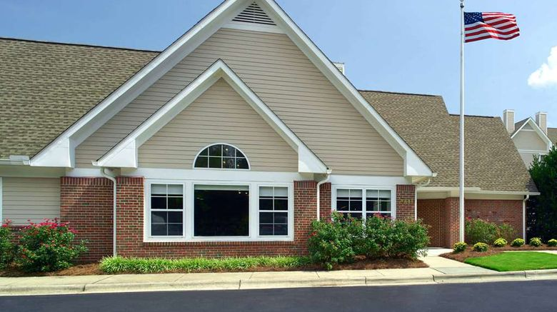 """Sonesta ES Suites Raleigh Cary Exterior. Images powered by <a href=""""http://web.iceportal.com"""" target=""""_blank"""" rel=""""noopener"""">Ice Portal</a>."""