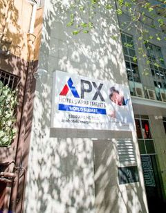 APX Apartments World Square Sydney