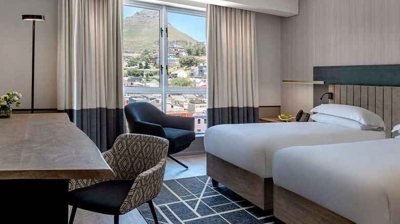 """Hyatt Regency Cape Town Exterior. Images powered by <a href=""""http://web.iceportal.com"""" target=""""_blank"""" rel=""""noopener"""">Ice Portal</a>."""
