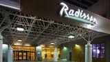 Radisson Salt Lake City Downtown Exterior