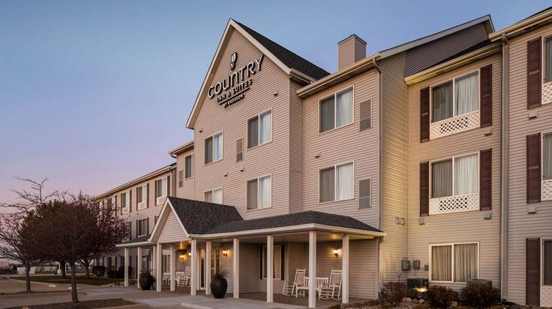 """Country Inn  and  Suites Bloomington-Normal Exterior. Images powered by <a href=""""http://web.iceportal.com"""" target=""""_blank"""" rel=""""noopener"""">Ice Portal</a>."""