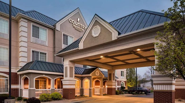 """Country Inn  and  Suites Michigan City Exterior. Images powered by <a href=""""http://web.iceportal.com"""" target=""""_blank"""" rel=""""noopener"""">Ice Portal</a>."""