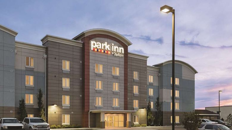 """Park Inn By Radisson Calgary Airport N Exterior. Images powered by <a href=""""http://web.iceportal.com"""" target=""""_blank"""" rel=""""noopener"""">Ice Portal</a>."""