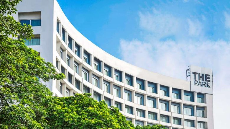 """The Park New Delhi Exterior. Images powered by <a href=""""http://web.iceportal.com"""" target=""""_blank"""" rel=""""noopener"""">Ice Portal</a>."""
