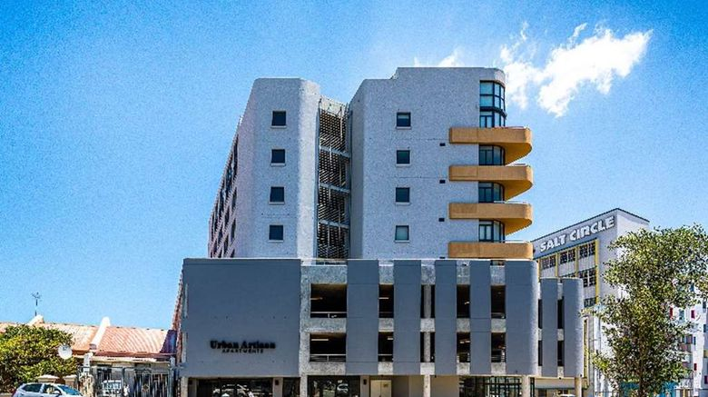 """Urban Artisan Apartments Exterior. Images powered by <a href=""""http://web.iceportal.com"""" target=""""_blank"""" rel=""""noopener"""">Ice Portal</a>."""