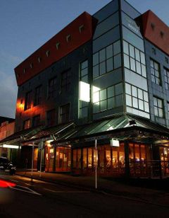 Distinction New Plymouth Hotel Coner Ctr