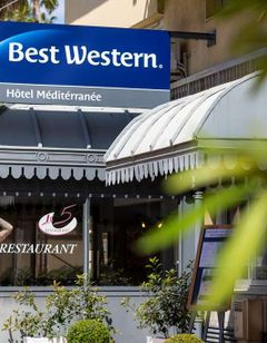 Best Western Hotel Mediterranee Menton