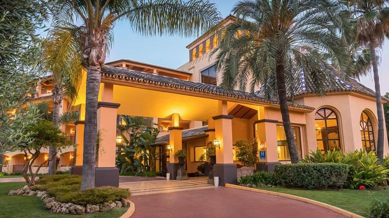 """Hotel Guadalmina Spa  and  Golf Resort Exterior. Images powered by <a href=""""http://web.iceportal.com"""" target=""""_blank"""" rel=""""noopener"""">Ice Portal</a>."""