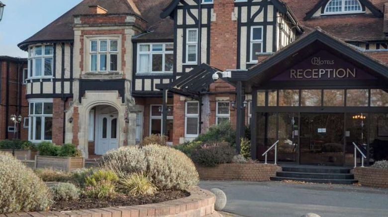 """Chesford Grange Hotel Exterior. Images powered by <a href=""""http://web.iceportal.com"""" target=""""_blank"""" rel=""""noopener"""">Ice Portal</a>."""