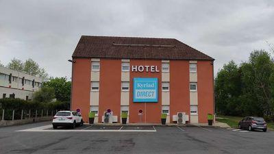 Hotel The Originals Limoges North Arion