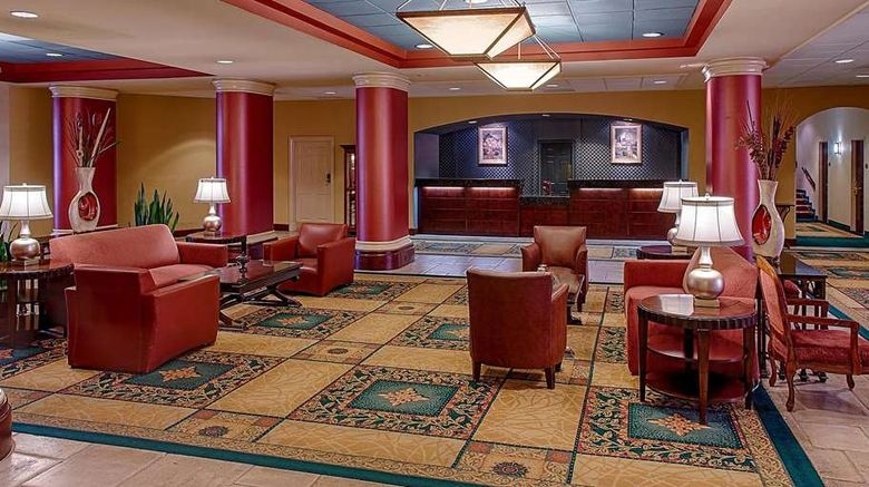 """Radisson Hotel Austin North Lobby. Images powered by <a href=""""http://web.iceportal.com"""" target=""""_blank"""" rel=""""noopener"""">Ice Portal</a>."""
