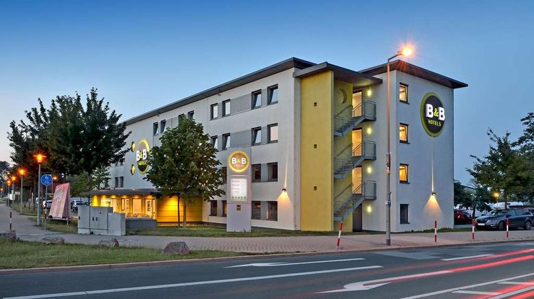 """B and B Hotel Mannheim Exterior. Images powered by <a href=""""http://web.iceportal.com"""" target=""""_blank"""" rel=""""noopener"""">Ice Portal</a>."""