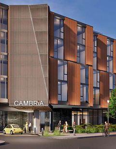 Cambria Hotel Somerville
