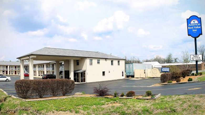 """Americas Best Value Inn Paducah Exterior. Images powered by <a href=""""http://web.iceportal.com"""" target=""""_blank"""" rel=""""noopener"""">Ice Portal</a>."""