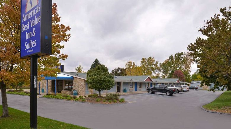 """Americas Best Value Inn  and  Suites Jackson Exterior. Images powered by <a href=""""http://web.iceportal.com"""" target=""""_blank"""" rel=""""noopener"""">Ice Portal</a>."""