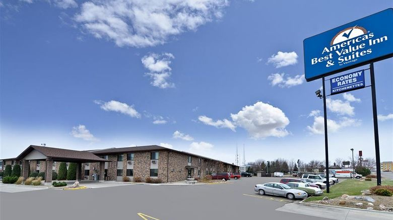 """Americas Best Value Inn Exterior. Images powered by <a href=""""http://web.iceportal.com"""" target=""""_blank"""" rel=""""noopener"""">Ice Portal</a>."""