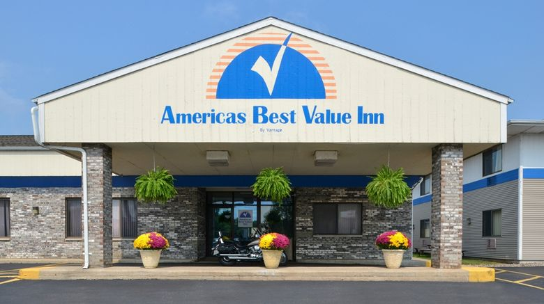 """<b>Americas Best Value Inn Exterior</b>. Images powered by <a href=""""https://iceportal.shijigroup.com/"""" title=""""IcePortal"""" target=""""_blank"""">IcePortal</a>."""