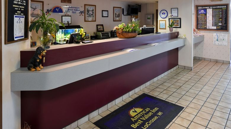 """<b>Americas Best Value Inn Lobby</b>. Images powered by <a href=""""https://iceportal.shijigroup.com/"""" title=""""IcePortal"""" target=""""_blank"""">IcePortal</a>."""