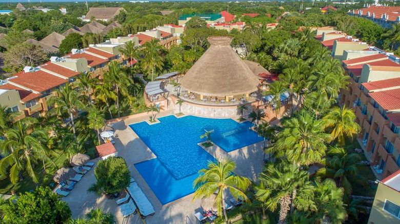 """Viva Wyndham Azteca, an All-Inclusive Exterior. Images powered by <a href=""""http://web.iceportal.com"""" target=""""_blank"""" rel=""""noopener"""">Ice Portal</a>."""