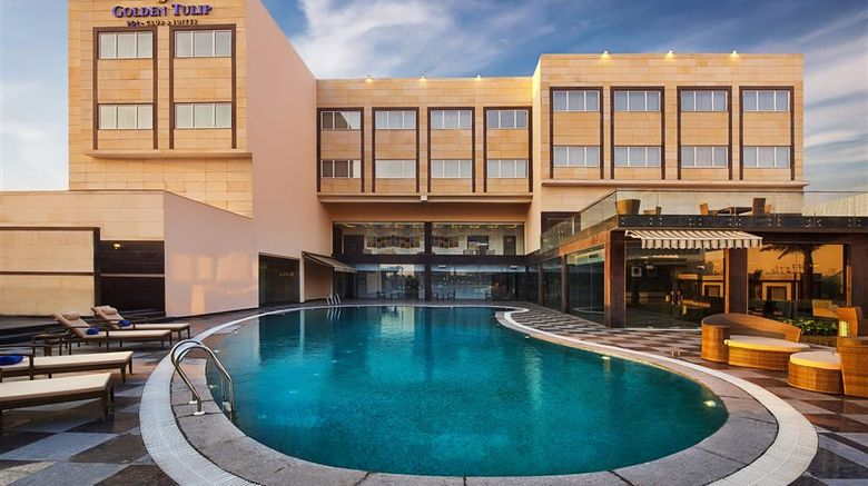 """Golden Tulip Bhiwadi BDI Club  and  Suites Exterior. Images powered by <a href=""""http://web.iceportal.com"""" target=""""_blank"""" rel=""""noopener"""">Ice Portal</a>."""